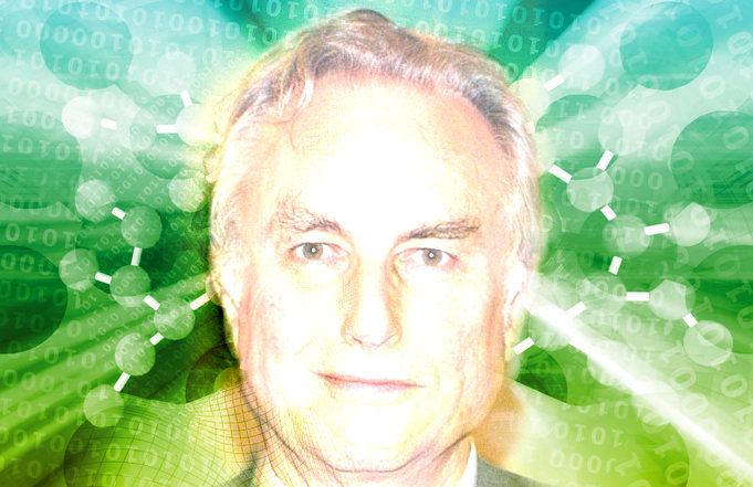 The legacy of Richard Dawkins: ability to to like a machine, rationally and logically.